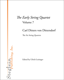 Dittersdorf cover
